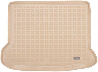REZAW-PLAST beżowy gumowy dywanik mata do bagażnika Volvo XC60 od 2008-2017r. 232912B
