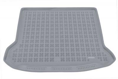 REZAW-PLAST popielaty gumowy dywanik mata do bagażnika Volvo XC60 I od 2008-2017r. 232912S/Z