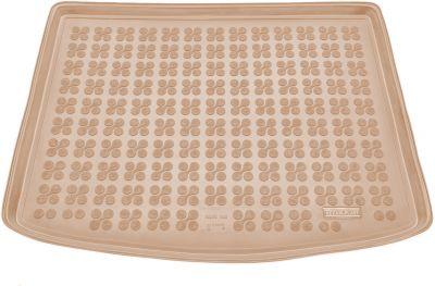 REZAW-PLAST beżowy gumowy dywanik mata do bagażnika Volvo V40 od 2012r. 232915B/Z