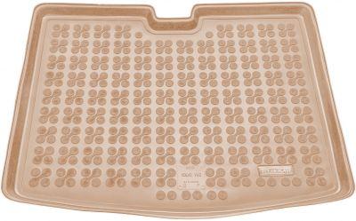 REZAW-PLAST beżowy gumowy dywanik mata do bagażnika Volvo V40 od 2012r. 232916B/Z