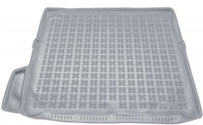 REZAW-PLAST popielaty gumowy dywanik mata do bagażnika Volvo XC90 od 2015r. 232919S/Z