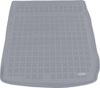 REZAW-PLAST popielaty gumowy dywanik mata do bagażnika Volvo S90 od 2016r. 232920S/Z