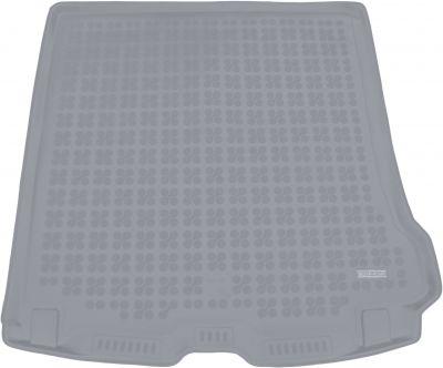 REZAW-PLAST popielaty gumowy dywanik mata do bagażnika Volvo V90 od 2016r. 232921S/Z