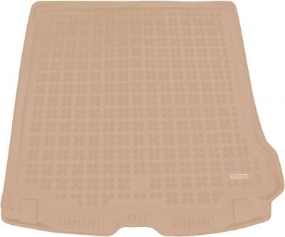 REZAW-PLAST beżowy gumowy dywanik mata do bagażnika Volvo V90 od 2016r. 232921B/Z