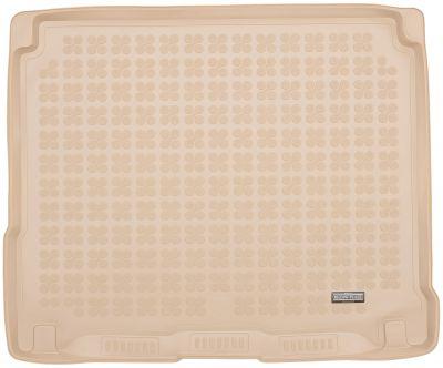 REZAW-PLAST beżowy gumowy dywanik mata do bagażnika Volvo XC60 II od 2017r. 232922B