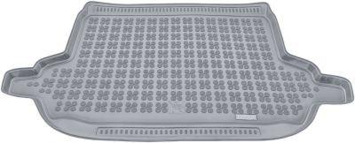 REZAW-PLAST popielaty gumowy dywanik mata do bagażnika Subaru Forester od 2013r. 233007S/Z