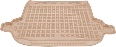 REZAW-PLAST beżowy gumowy dywanik mata do bagażnika Subaru Forester od 2013r. 233007B/Z