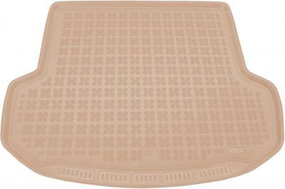 REZAW-PLAST beżowy gumowy dywanik mata do bagażnika Subaru Levorg 5os. od 2015r. 233010B/Z