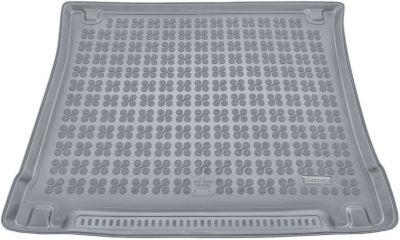 REZAW-PLAST popielaty gumowy dywanik mata do bagażnika Jeep Grand Cherokee od 2010r. 233107S/Z
