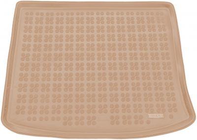 REZAW-PLAST beżowy gumowy dywanik mata do bagażnika Jeep Cherokee KL od 2013r. 233108B/Z