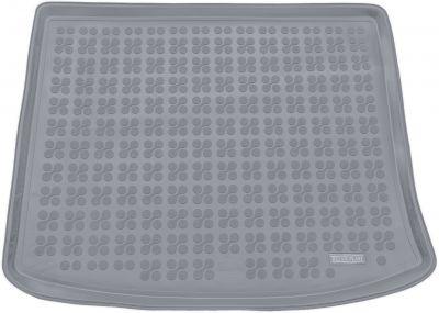 REZAW-PLAST popielaty gumowy dywanik mata do bagażnika Jeep Cherokee KL od 2013r. 233108S/Z