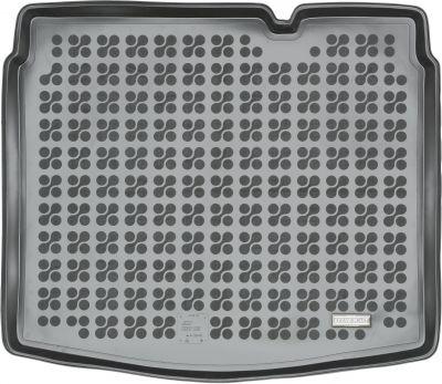 REZAW gumowy dywanik mata do bagaznika Jeep Compass II dolna podłoga bagażnika od 2017r. 233112
