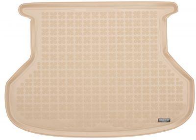 REZAW-PLAST beżowy gumowy dywanik mata do bagażnika Lexus RX 400h / RX 300 / RX 350 od 2004-2009r. 233301B