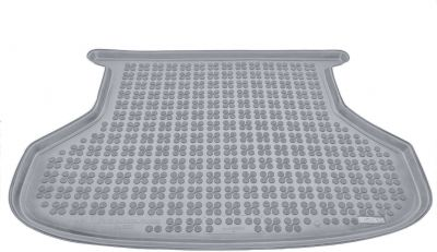 REZAW-PLAST popielaty gumowy dywanik mata do bagażnika Lexus RX 400h / RX 300 / RX 350 od 2004-2009r. 233301S/Z