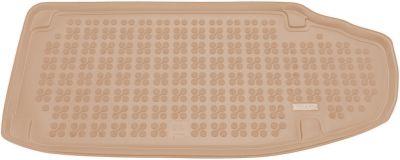 REZAW-PLAST beżowy gumowy dywanik mata do bagażnika Lexus GS 450H od 2005-2011r. 233304B/Z