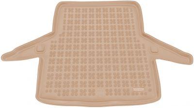 REZAW-PLAST beżowy gumowy dywanik mata do bagażnika Lexus IS od 2005-2013r. 233306B/Z