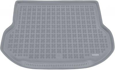 REZAW-PLAST popielaty gumowy dywanik mata do bagażnika Lexus NX 300h 200t od 2014r. 233307S/Z