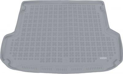 REZAW-PLAST popielaty gumowy dywanik mata do bagażnika Lexus RX IV 450h od 2015r. 233308S/Z