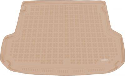 REZAW-PLAST beżowy gumowy dywanik mata do bagażnika Lexus RX IV 450h (AL20) od 2015r. 233308B/Z