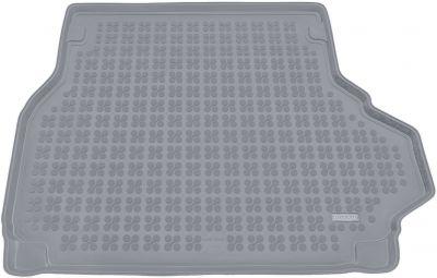 REZAW-PLAST popielaty gumowy dywanik mata do bagażnika Range Rover III od 2002-2012r. 233403S/Z