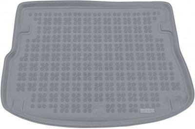 REZAW-PLAST popielaty gumowy dywanik mata do bagażnika Range Rover Evoque od 2011r. 233405S/Z