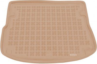 REZAW-PLAST beżowy gumowy dywanik mata do bagażnika Range Rover Evoque od 2011r. 233405B/Z