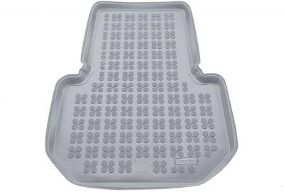 REZAW-PLAST popielaty gumowy dywanik mata do bagażnika Tesla Model S od 2012-10/2013r. 233801S/Z