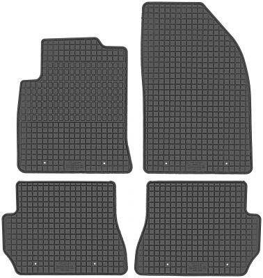 PETEX gumowe dywaniki samochodowe Ford Fiesta od 2005-2008r. P38310
