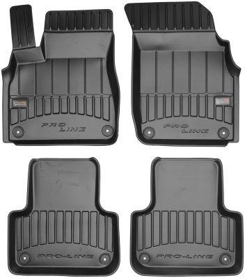 Gumowe dywaniki samochodowe Audi Q7 II od 2015r. FROGUM 3D408470