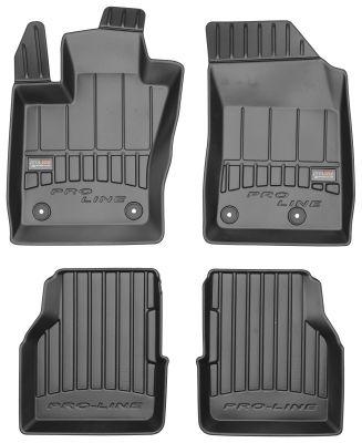 Gumowe dywaniki samochodowe Jeep Compass II od 2016r. FROGUM 3D408692
