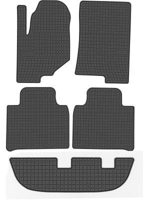 FROGUM gumowe dywaniki samochodowe SsangYong Rexton 7os. od 2017r. 401921