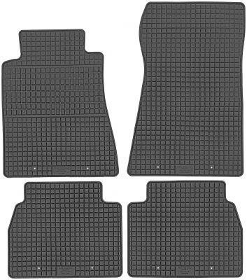 PETEX gumowe dywaniki samochodowe Mercedes 190 W201 od 1982-1993r. P41010