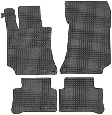 PETEX gumowe dywaniki samochodowe Mercedes CLS W218 od 2011r. P44210