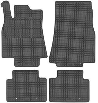 PETEX gumowe dywaniki samochodowe Mercedes A-klasa W169 od 2004-2012r. P45110