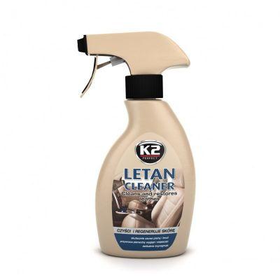 K2 LETAN CLEANER 250 ML Czyści i regeneruje skórę