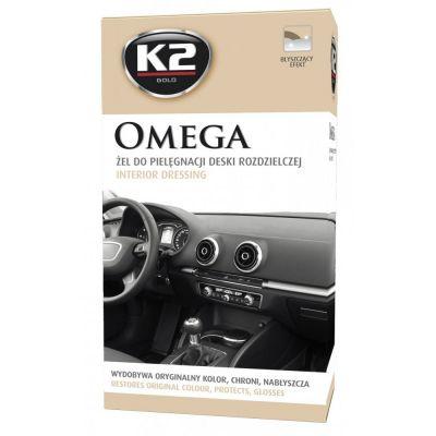 K2 OMEGA 500 ML Żel do pielegnacji deski rozdzielczej G410