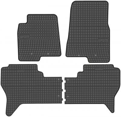 FROGUM gumowe dywaniki samochodowe Mitsubishi Pajero od 1999-2006r. 546276