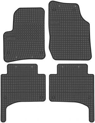 FROGUM gumowe dywaniki samochodowe VW Touareg I od 2002-2010r. 546320