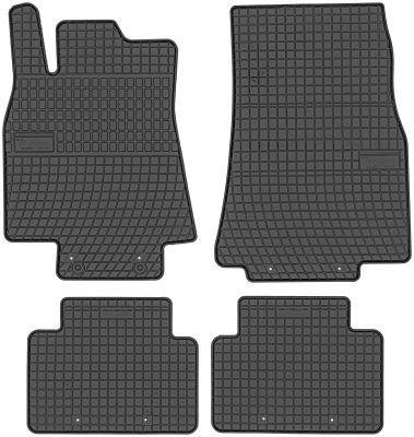 FROGUM gumowe dywaniki samochodowe Mercedes A-Klasa W169 od 2004-2012r. 546375
