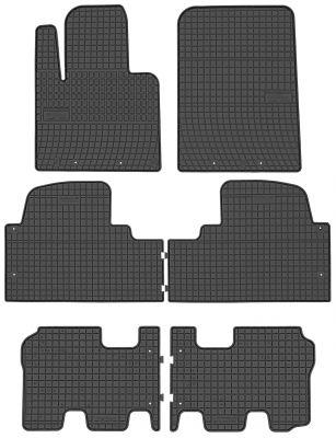 FROGUM gumowe dywaniki samochodowe Hyundai Santa Fe III 7-osobowy od 2015r. 546528