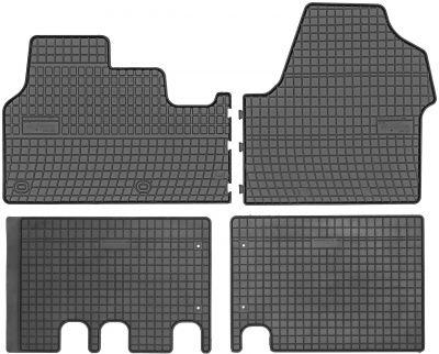 FROGUM gumowe dywaniki samochodowe Citroen Jumpy III 5/6os. od 2016r. 547433 + 402409