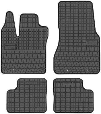 FROGUM gumowe dywaniki samochodowe Smart ForFour od 2014r. 547624A