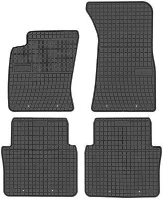 FROGUM gumowe dywaniki samochodowe Audi A8 D3 2002-2009r