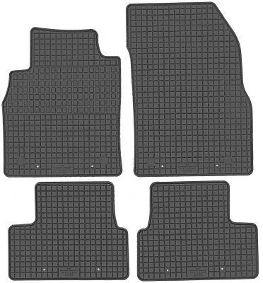 PETEX gumowe dywaniki samochodowe Opel Astra IV J od 2009-2015r. P58210