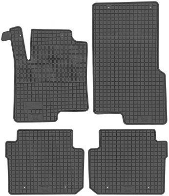 PETEX gumowe dywaniki samochodowe Smart Forfour od 2004-2007r. P73010