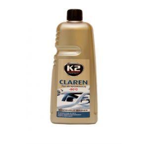 K2 CLAREN -80°C 1 L Koncentrat p³ynu do spryskiwaczy K611