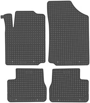 PETEX gumowe dywaniki samochodowe Citroen C3 od 2002-2009r. P91510