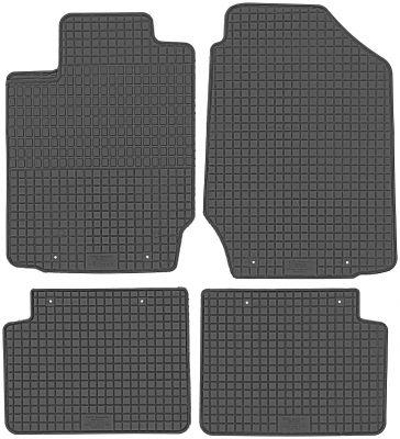 PETEX gumowe dywaniki samochodowe Toyota Corolla E12 3-drzwiowe 5-drzwiowe od 2000-2006r. P94110