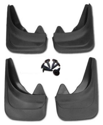 Chlapacze REZAW-PLAST z elastycznego tworzywa Renault Modus od 2004r.