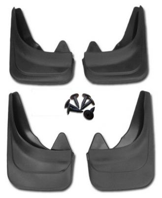 Chlapacze REZAW-PLAST z elastycznego tworzywa BMW s3 E46 od 1998-2006r.
